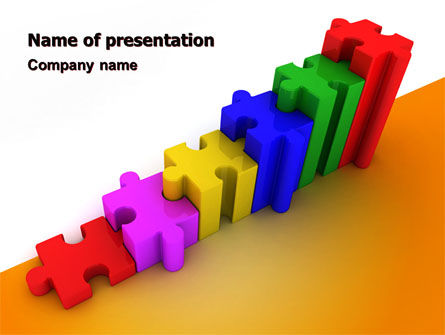 Stages PowerPoint Template, 07202, Consulting — PoweredTemplate.com
