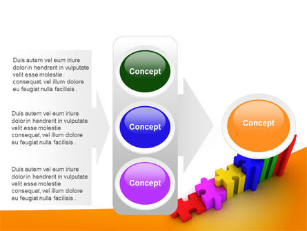 Stages PowerPoint Template Slide 11