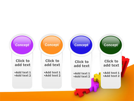 Stages PowerPoint Template Slide 5