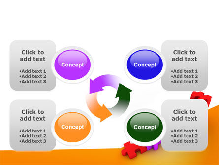 Stages PowerPoint Template Slide 9