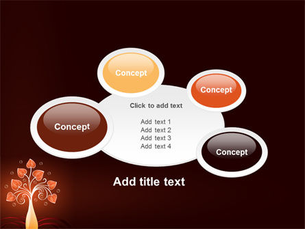 Design Tree PowerPoint Template Slide 16