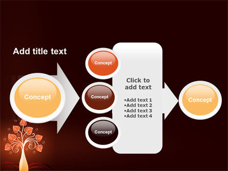 Design Tree PowerPoint Template Slide 17