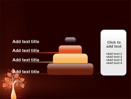 Design Tree PowerPoint Template Slide 8