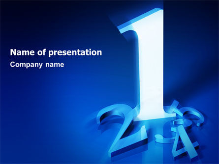 Premier PowerPoint Template, 07210, Business Concepts — PoweredTemplate.com
