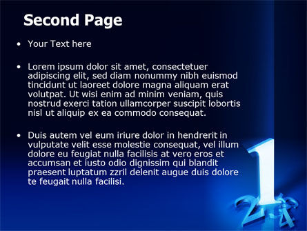 Premier PowerPoint Template Slide 2