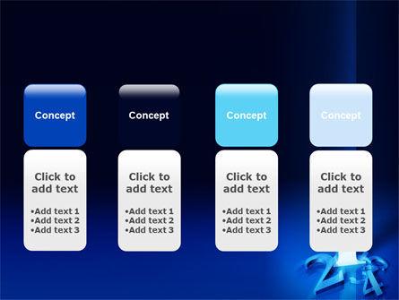 Premier PowerPoint Template Slide 5