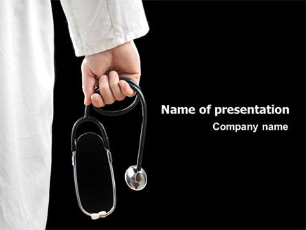 Medical PowerPoint Template, 07213, Medical — PoweredTemplate.com