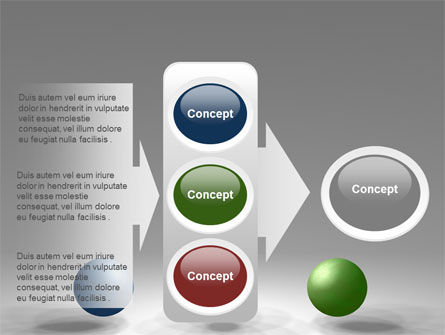 RGB Color Model PowerPoint Template Slide 11