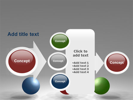 RGB Color Model PowerPoint Template Slide 17