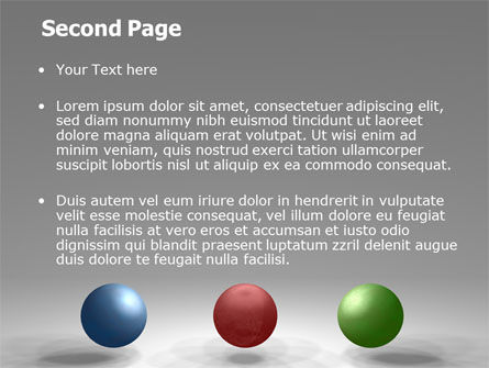 RGB Color Model PowerPoint Template, Slide 2, 07214, Consulting — PoweredTemplate.com