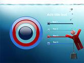 Drowner Man PowerPoint Template#9