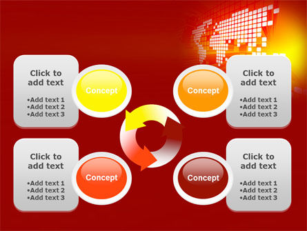 Business Interactive PowerPoint Template Slide 9