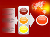 Business Interactive PowerPoint Template#11