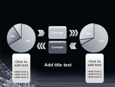 Perforated Theme PowerPoint Template Slide 11