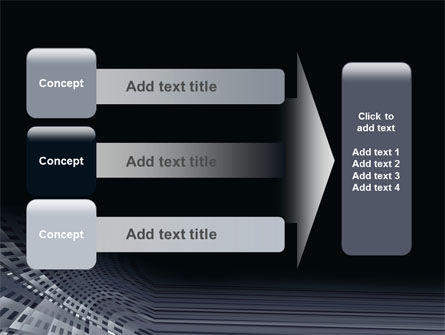 Perforated Theme PowerPoint Template Slide 12