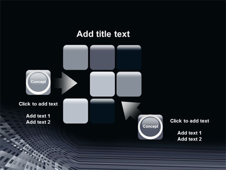 Perforated Theme PowerPoint Template Slide 16