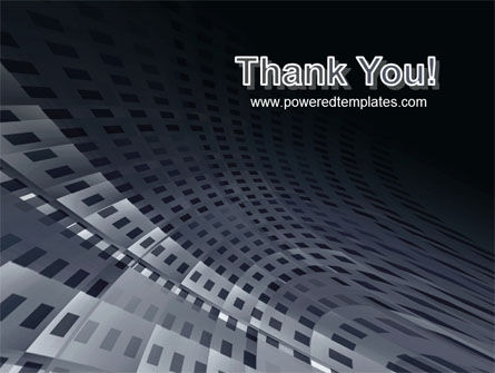 Perforated Theme PowerPoint Template Slide 20
