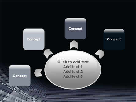 Perforated Theme PowerPoint Template Slide 7