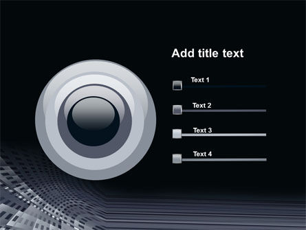 Perforated Theme PowerPoint Template Slide 9