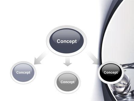 World Healing PowerPoint Template, Slide 4, 07228, Medical — PoweredTemplate.com