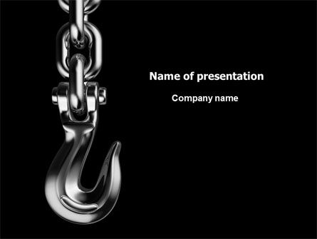 Crook PowerPoint Template
