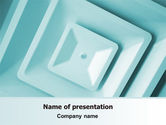 Abstract/Textures: Ventilation PowerPoint Template #07232