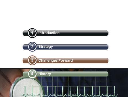Heart Rate PowerPoint Template, Slide 3, 07237, Medical — PoweredTemplate.com