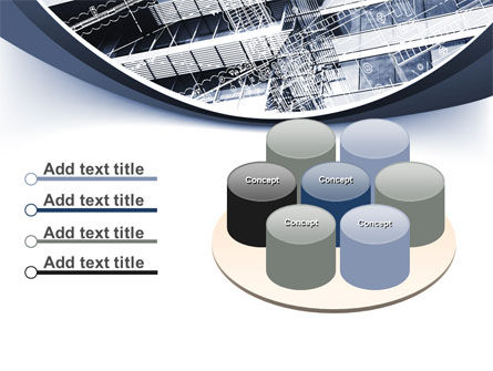 Building Plan Project PowerPoint Template Slide 12