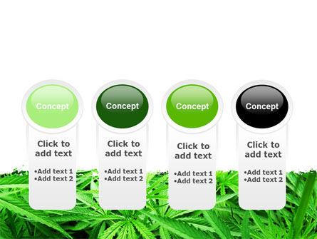 Cannabis PowerPoint Template Slide 5