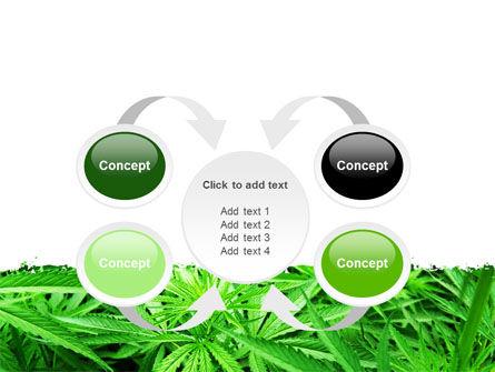 Cannabis PowerPoint Template Slide 6
