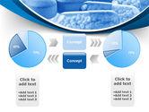 Blue Pills PowerPoint Template#11