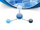 Blue Pills PowerPoint Template#14