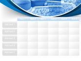 Blue Pills PowerPoint Template#15