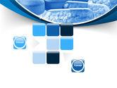Blue Pills PowerPoint Template#16