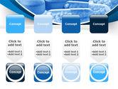 Blue Pills PowerPoint Template#18