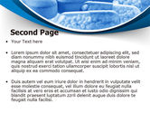 Blue Pills PowerPoint Template#2