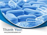 Blue Pills PowerPoint Template#20