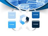 Blue Pills PowerPoint Template#6