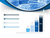 Blue Pills PowerPoint Template#8