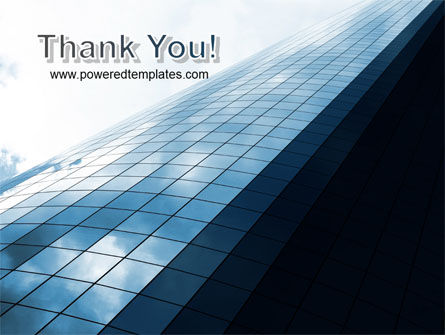 Hi-Tech Building PowerPoint Template Slide 20