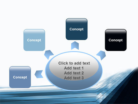 Hi-Tech Building PowerPoint Template Slide 7