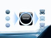 Hi-Tech Building PowerPoint Template#17