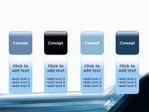 Hi-Tech Building PowerPoint Template#5