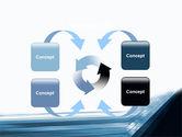 Hi-Tech Building PowerPoint Template#6