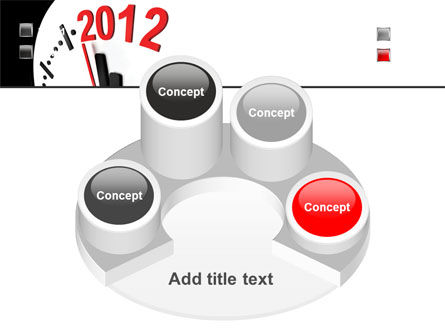 Time of 2012 PowerPoint Template Slide 12