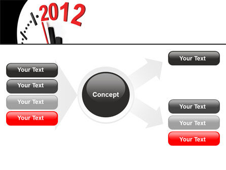 Time of 2012 PowerPoint Template Slide 14