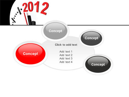 Time of 2012 PowerPoint Template Slide 16