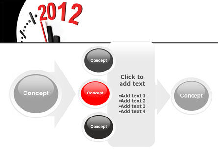 Time of 2012 PowerPoint Template Slide 17