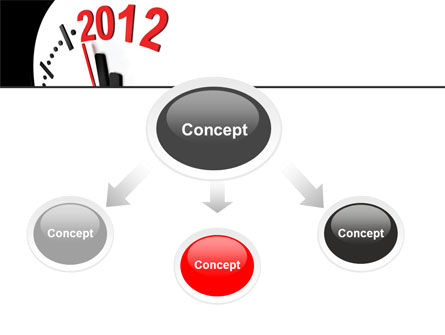 Time of 2012 PowerPoint Template Slide 4