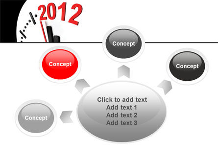 Time of 2012 PowerPoint Template Slide 7